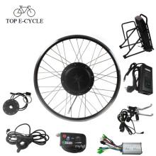 48V 1000W cheap electric bike kit wheel hub motor bicycle conversion kit