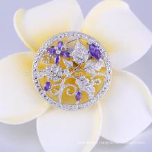 China cc crystal brooch for wedding use