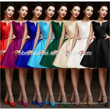princess party dress sexy multi-color waistband wholesale evening dress