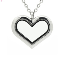 Newest design style 316L stainless steel wholesale perfume diffuser locket