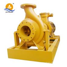 Horizontal centrifugal end suction pump