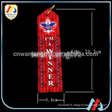 Promotional satin army awards and ribbons