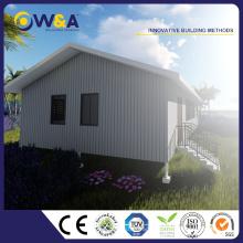 (WAS2504-100Д)Китайская быстровозводимые элитные дома как здания модульный дом