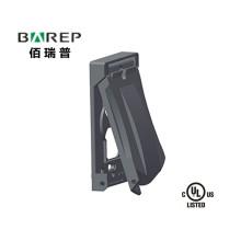 BAO-002 BAREP Großhandel Kunststoff Wand wasserdichte Lichtschalterabdeckung