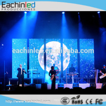 Stadium LED-Anzeige super dünnes LED-Schirmvideo xxx Innen-Video P6 HD xxx