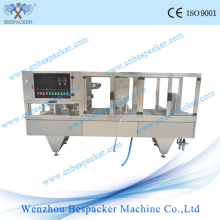 Automatic Linear Type Sugarcane Juice Plastic Cup Sealing Packing Machine