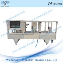 Máquina de embalagem automática da selagem do copo do suco de cana-de-açúcar do tipo linear linear