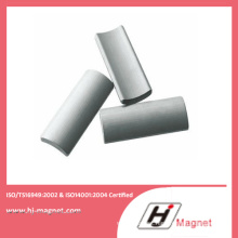 Experienced ISO/Ts16949 Certificated Permanent Arc Neodymium Magnet