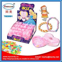 Süßigkeits-Behälter-Plastikgeschenk-Spielzeug für Mädchen