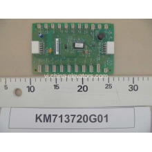 KM713720G01 KONE Lift LCECOB Board