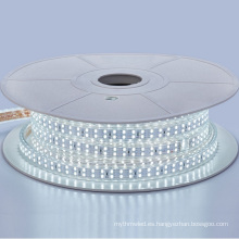 Tira de luz LED impermeable para decorativos