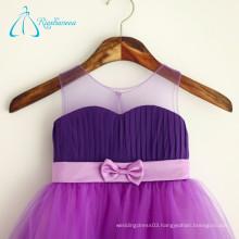 Custom Made Real Photos High Quality Princess Flower Girl Dresses