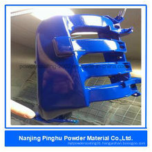 Cheap Waterproof Blue Powder Coating