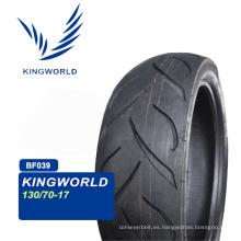 2016 Nuevo patrón de neumático de motocicleta 130 / 70-17