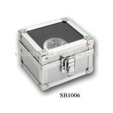 venta caliente soporte de reloj de aluminio para reloj único fabricante