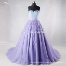 RSE707 бальное платье пышное платье в фиолетовый платье мода вечернее платье Бесплатная Японский платье выпускного вечера
