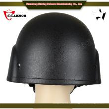 Hochwertige und billige Kevlar ballistische kugelsichere Helme