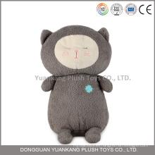 Muñeca animada personalizada Sleeping Cat Toy Plush Toy para niños