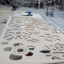 Tablero de diseño láser CNC MDF