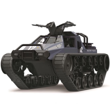 VOLANTEXRC 1/12 Scale Remote Control Crawler High Speed Tank Off-Road 4WD RC Car 2.4Ghz High Speed All Terrain RC Truck