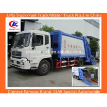 Dongfeng 10 T Ordures Compacteur Camion Garbage Compactor
