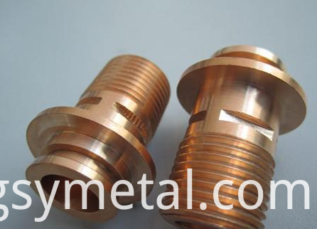 CNC Copper Machining