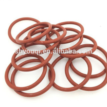 colored rubber rings