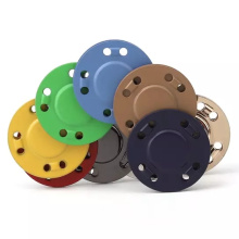 Low Price Custom Clothing Decoration Handwork 20mm Metal Magnetic Buttons For Clothing