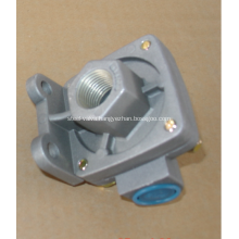 Tractor quick release valves