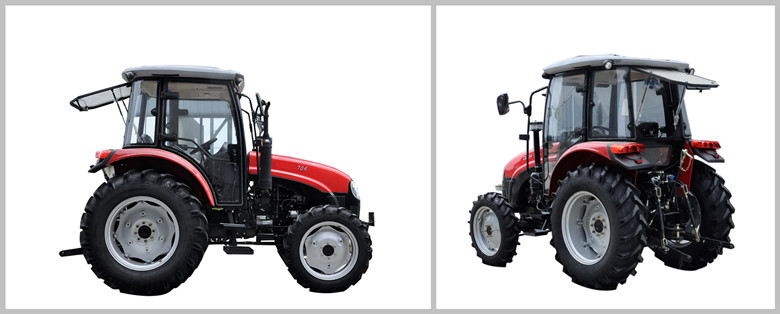 Middle Farm Tractor