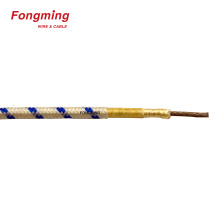 Multilayer Fiberglass Insulation Electric Heater Cable Wire