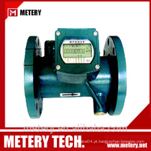 MT100W Medidor de água ultra-sônico alimentado por bateria