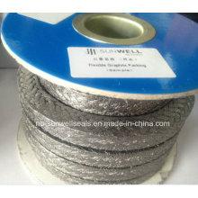 Emballage tressé graphite flexible / élargi (SUNWELL)