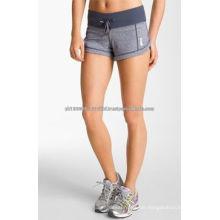 Custom made women crossfit shorts for exercise yoga