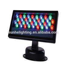 Außenwand Waschmaschine Licht Beleuchtung rgb Farbe ändern 24v 100-240v 12W RGB LED Wand Waschmaschine