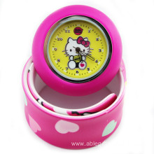 New Arrival Children Slap Bracelet Cartoon Quartz Watch