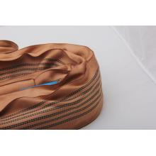 Top Quality Brown 6 Tons Round Sling With CE Certificate
