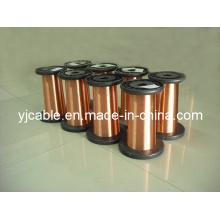 CCA-10h / 10A recocido CCA aluminio de cobre revestido