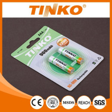 ni-mh rechargeable battery size AAA 900mah