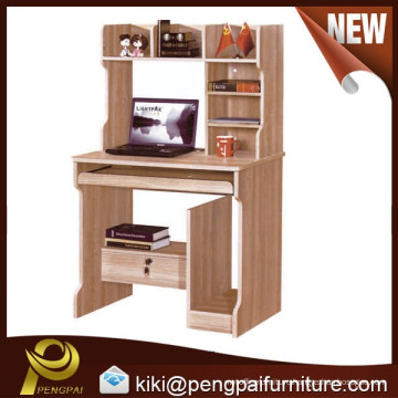 Comfortable Bookcase with desk