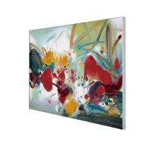 AF18C Slim Advertising Decoration Aluminum Frame Fabric Light Box 37mm thickness