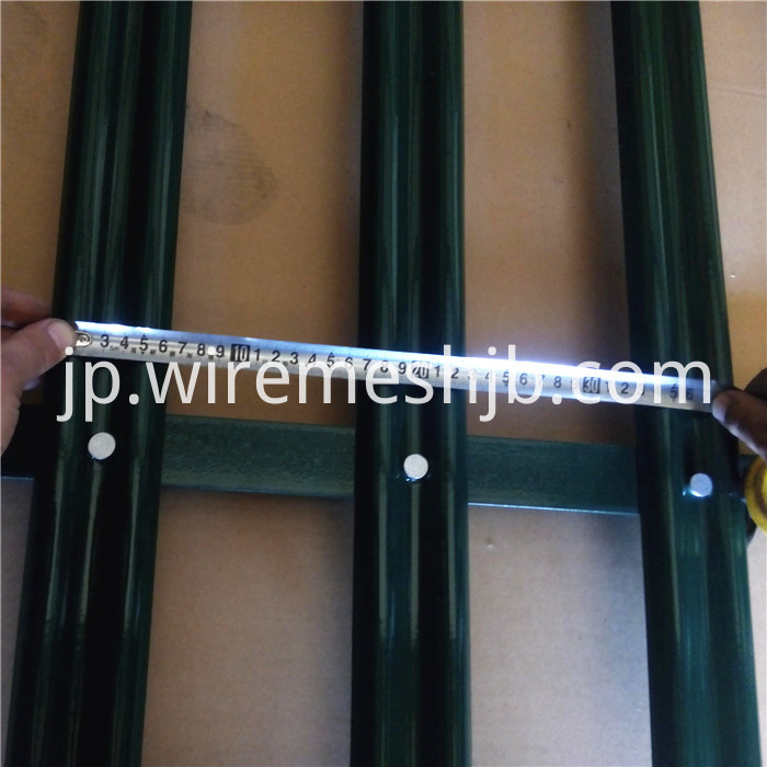 Security Palisade Fencing