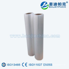 laminated plastic film PP/PE for medical device