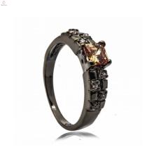 Ring Sterling Silber Perle Einstellung Dubai Gold Plated Schmuck-Set