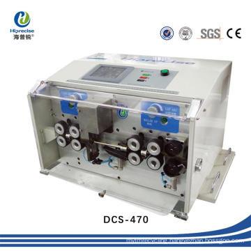 Automatic High Precision Battery Cables Cutter Machine, Best Wire Stripper