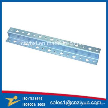 Poinçonnage CNC en tôle avec flexion CNC
