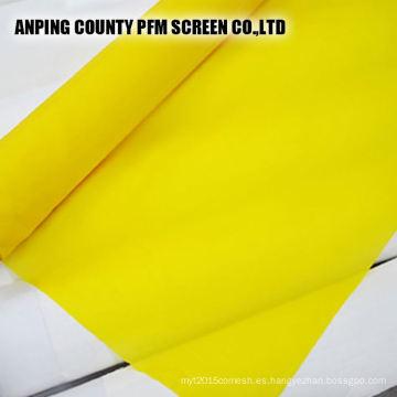 Tejido de malla de impresión profesional de poliéster con certificado FDA