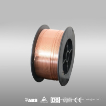De alta calidad con núcleo de cobre blindado varilla de soldadura er70s-6