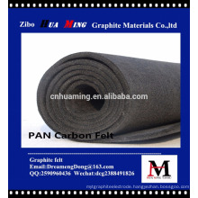 thermal insulation graphite felt for vaccum furnace