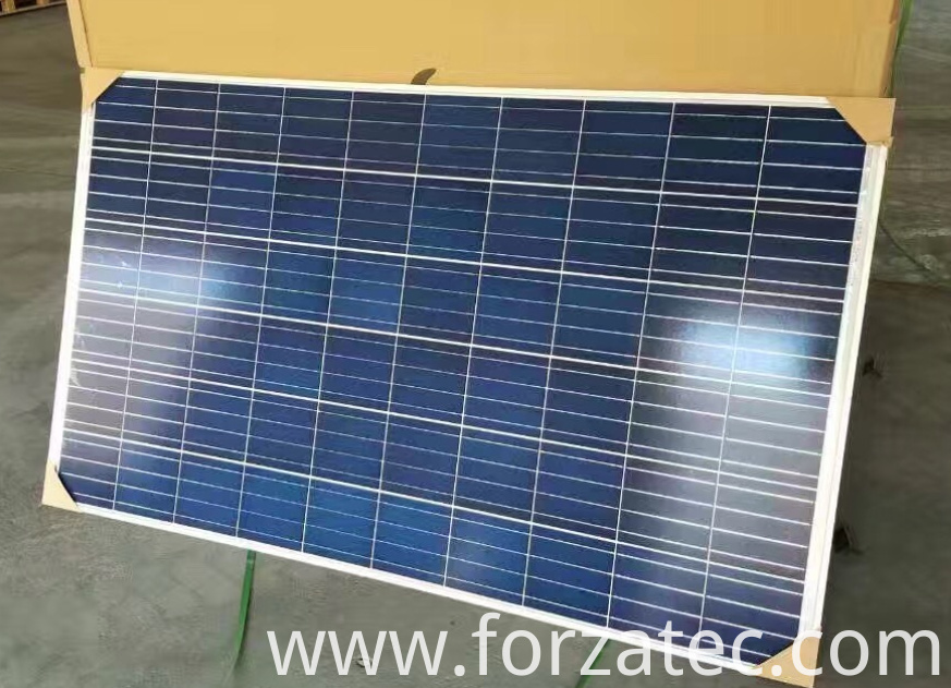 280Wp Poly Panel